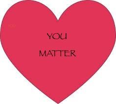 YOU MATTER HEART